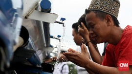Pemprov DKI Setuju Penghentian Swastanisasi Air
