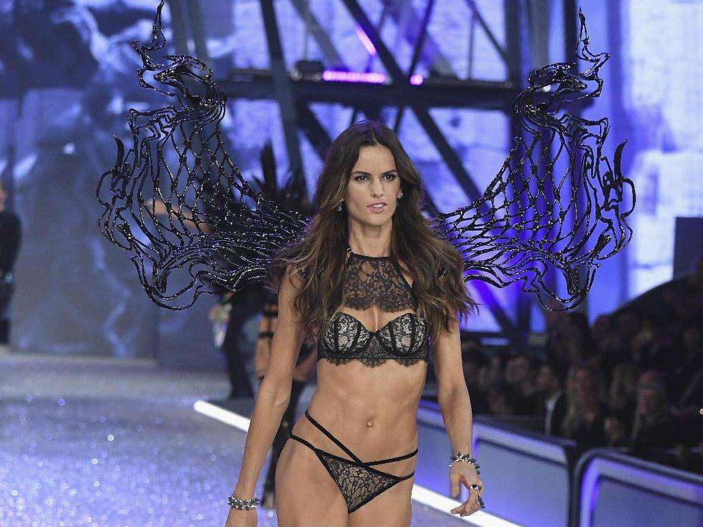 10 Wanita Cantik yang Paling Lama Jadi Model Victorias Secret