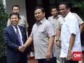 Setya Novanto Sowan ke Rumah Prabowo