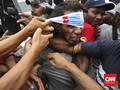 Aksi Damai Referendum Papua di Hari Istimewa