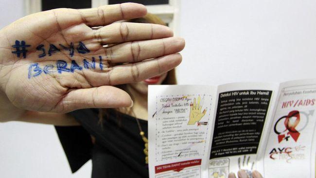 Tak Paham HIV/AIDS Picu Was-was dan Stigma