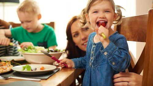 Agar Terbiasa Makan Sayur, Ini 4 Trik yang Bisa Dilakukan 1