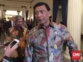 Wiranto soal Cuitan SBY: Jangan Sampai Timbulkan Waswas