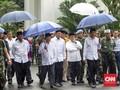 Membandingkan 'Manuver' Jokowi saat Aksi #411 dan #212