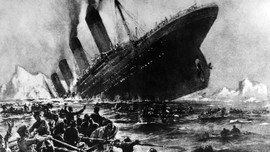 Bangkai Kapal Titanic Terancam Lenyap