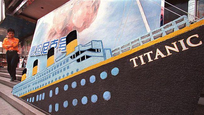 Artefak Titanic akan Dilelang untuk Umum