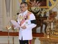 Thailand Lantik Raja Baru