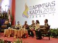 Arief Yahya Bicara Core Economy di Rapminas Kadin<p><span>Par