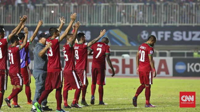 Satu Grup dengan Timnas Indonesia Dianggap 'Neraka'