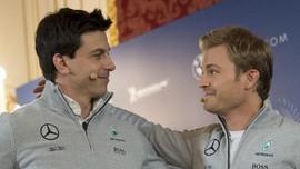Mercedes Tak Buru-buru Tentukan Pengganti Rosberg