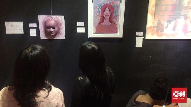 'Finding Identities': Pameran dari Hati untuk Sebuah Aksi