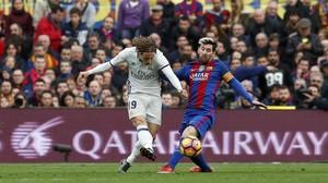 Modric Ungkap Alasan Enggan Jadi Rekan Messi