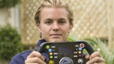 Nico Rosberg, pebalap Jerman putra dari juara dunia Keke Rosberg, memulai kariernya di ajang balap jet darat pada 2006, atau nyaris satu dekade lalu. (AFP PHOTO/David BOILY)