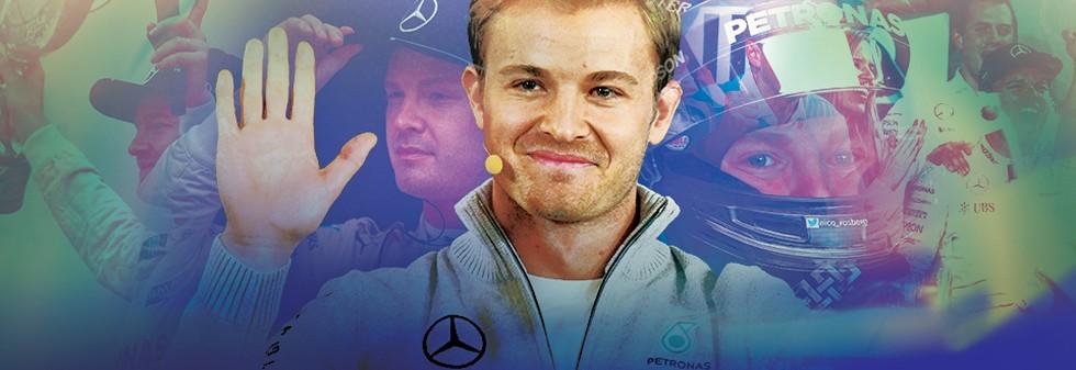 Nico Rosberg Pensiun Dini