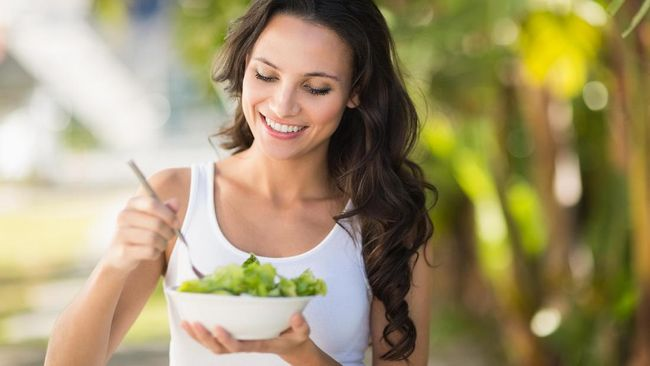 'Diet Vegan', Diet Aman buat Penderita Diabetes