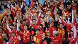 Riedl Antusias Hadapi Teror Suporter Vietnam