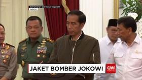 Jokowi Sebagai Trendsetter