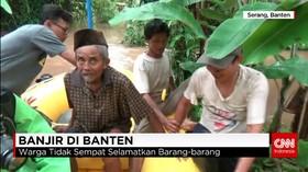 Banjir di Banten