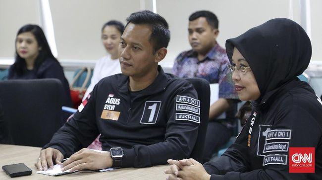 Tak Hadir, Agus Yudhoyono Sebut Debat Media Tidak Bermakna