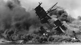 Mengenang 75 Tahun Serangan Jepang ke Pearl Harbor