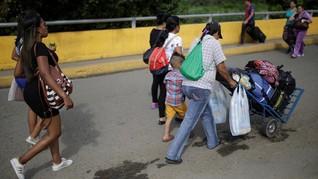 PBB Minta Eksodus Warga Venezuela Dianggap Pengungsi