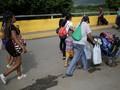 Obat Langka, Warga Venezuela Mencari Kesembuhan di Kolombia