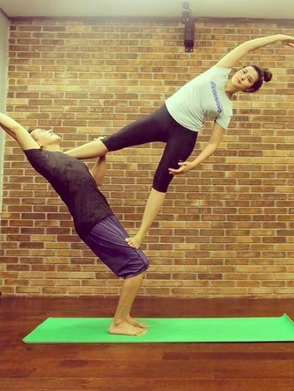 Foto: Olahraga ala Dian Sastrowardoyo Hingga Raisa Agar Sehat dan Langsing