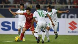 Enam Rival Evan Dimas yang Sukses di Timnas Vietnam U-23