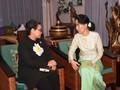 Temui Suu Kyi, Menlu RI Harap Myanmar Hargai Minoritas Muslim