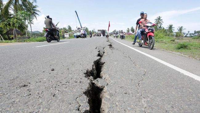 Gempa 6,3 Skala Richter Guncang Jepang