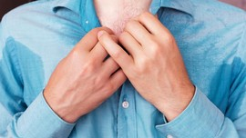 5 Penyebab Tak Terduga Keringat Berlebih