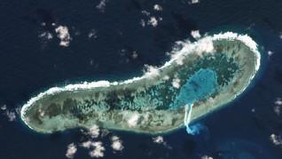 Kapal Tiongkok Terobos Wilayah Sengketa Laut China Selatan