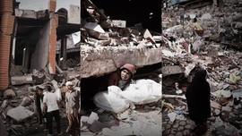 Korban Dahsyat Gempa Aceh