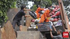 DKI Akan Mulai Bangun Pengelolaan Sampah Sunter 20 Desember