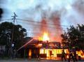 Pembakar Sekolah Palangka Raya Dijanjikan Uang Jutaan Rupiah
