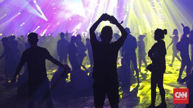DJ Hardwell Genjot Partygoers DWP yang Mulai 'Berjatuhan'