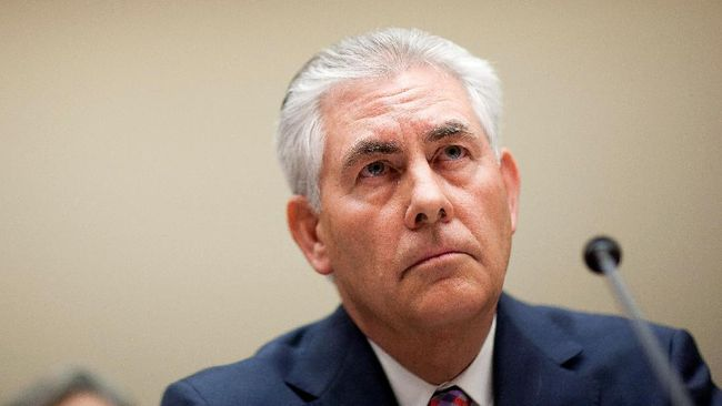 Menlu AS Sebut Kesepakatan Nuklir Tak Hentikan Ancaman Iran