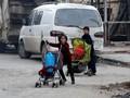 Sekitar 50 Ribu Orang Masih Terkepung di Aleppo