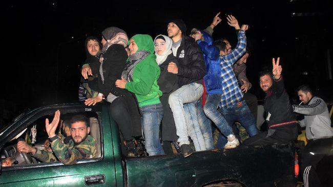 Rusia dan Turki Sepakat Lakukan Evakuasi Bersama di Aleppo