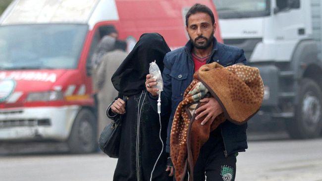 Simpatisan ISIS asal Inggris Melahirkan, Berharap Bisa Pulang