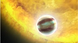 NASA Temukan Planet Gas Asing Berukuran 16 Kali dari Bumi