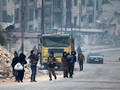 Ribuan Pemberontak dan Keluarga Turut Dievakuasi dari Aleppo