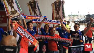 Dukungan Netizen untuk Timnas Indonesia di Final Piala AFF