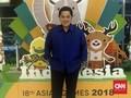 Erick Thohir Pimpin Polling Ketua Umum PSSI