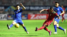 Abduh Lestaluhu: Indonesia Selection vs Islandia Laga Serius