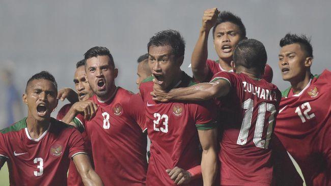 Tak Ada Pemain Timnas Indonesia Absen di Final Leg Kedua