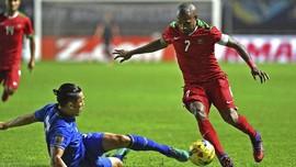 Pelatih Mauritius: Boaz Solossa Seperti 'Hantu' dan 'Rubah'