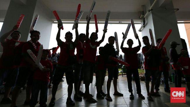 Suporter Timnas Indonesia Desak Penjualan Tiket Transparan