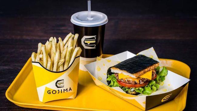 Burger Nasi, Si Bintang Baru Kuliner di Sydney
