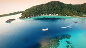 Mengenal Hartawan Pemilik Pulau Mewah di Indonesia